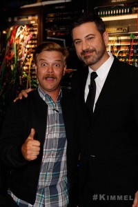 Chris Charpentier & Jimmy Kimmel